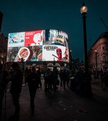 Is Digital Signage The Future Of Advertising?